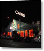 Night Life Metal Print