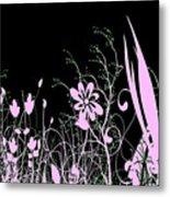 Night Of The Flowers Metal Print