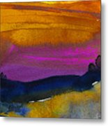 Nightfall 04 Metal Print
