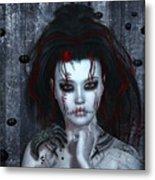 Nightmare Metal Print
