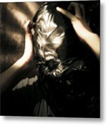 Nightmare Screams Metal Print