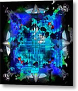 Nightmares And Dreamscapes Metal Print