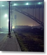 Nightscape 2 Metal Print