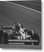 Niki Lauda. 1977 French Grand Prix Metal Print