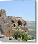 Nimrod Fortress National Park  Metal Print