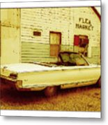 Nineteen Fifty-seven Ford Fairlane Metal Print