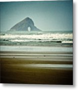 Ninety Mile Beach Metal Print