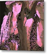 Nite Out 3 Metal Print