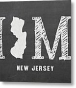 Nj Home Metal Print