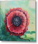 No. 13 Spring And Summer Floral Series Metal Print