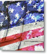 No Matter What Divides Us Metal Print