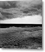 No Name Storm Metal Print
