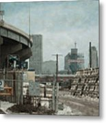 No Northerly Exit Metal Print