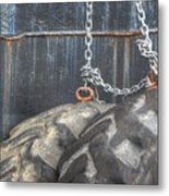 No Strings Attached Metal Print