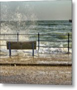 No View Today Metal Print