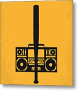 No179 My Do The Right Thing Minimal Movie Poster Metal Print by Chungkong Art