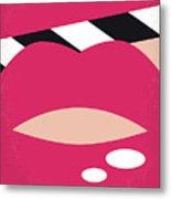 No670 My The Girl Next Door Minimal Movie Poster Metal Print