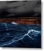 Noah Ark Metal Print