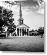 Leavell Chapel New Orleans Baptist Theological Seminary Metal Print