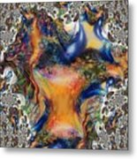 Nocturnal Nature Metal Print