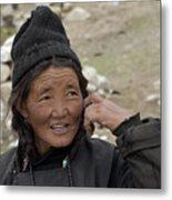 Nomads Of Ladakh Metal Print