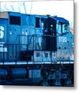 Norfolk Southern Engine 9720 Metal Print