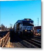Norfolk Southern Engine 9899 Metal Print
