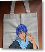 Norogami/yato Canvas Bag Metal Print