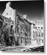 Norristown State Hospital Metal Print