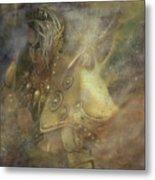 Norse Warrior Metal Print