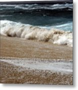 North Beach, Oahu V Metal Print