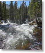 North Fork Middle Boulder Creek  Metal Print