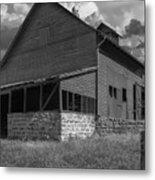 North Carolina Farm Metal Print