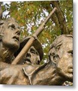 North Carolina Monument Metal Print
