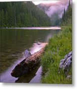 North Fork Of The Clearwater Metal Print by Idaho Scenic Images Linda Lantzy