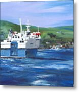 North Link - Stromness Metal Print