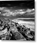 North Mole Metal Print