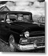 North Rustico Vintage Car Prince Edward Island Metal Print