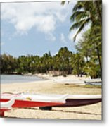North Shore, Haleiwa Metal Print
