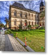 North Terrace Metal Print