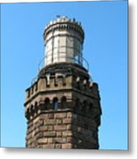 North Tower - Lighthouse Metal Print