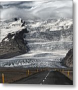 Northbound Metal Print