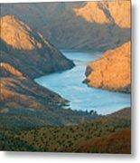 Northern Arizona Lake Mead Metal Print