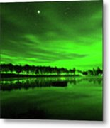 Northern Lights 3 Metal Print