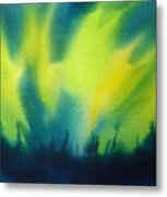 Northern Lights I Metal Print