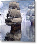 Northern Passage Metal Print