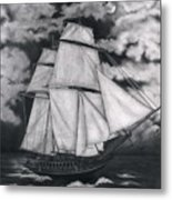 Northern Winds Metal Print