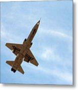 Northrop T-38 Talon Landing Metal Print