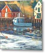 Northwest Cove, Nova Scotia Metal Print