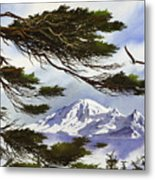 Northwest Majesty Metal Print